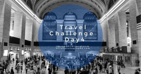 Travel Challenge Day 4, Grand Central Station, Manhattan, New York, North America