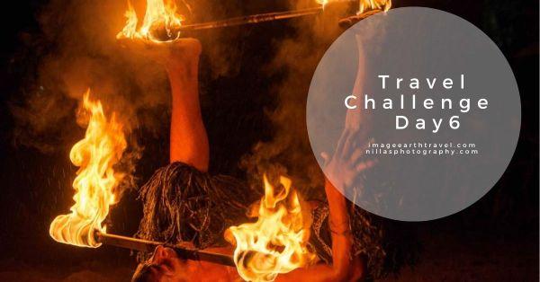 Travel Challenge, Robinson Crusoe Island, Fiji, Oceania