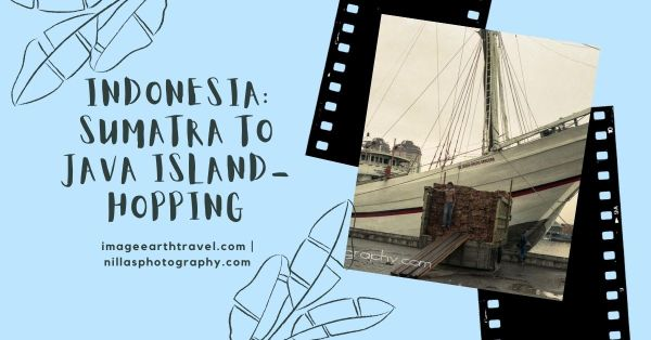 Sumatra to Java island-hopping, Indonesia, SE Asia
