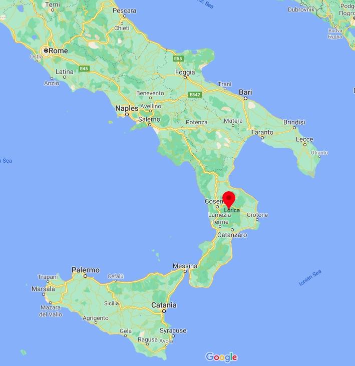 Lorica, Sila, Calabria, Italy, Europe