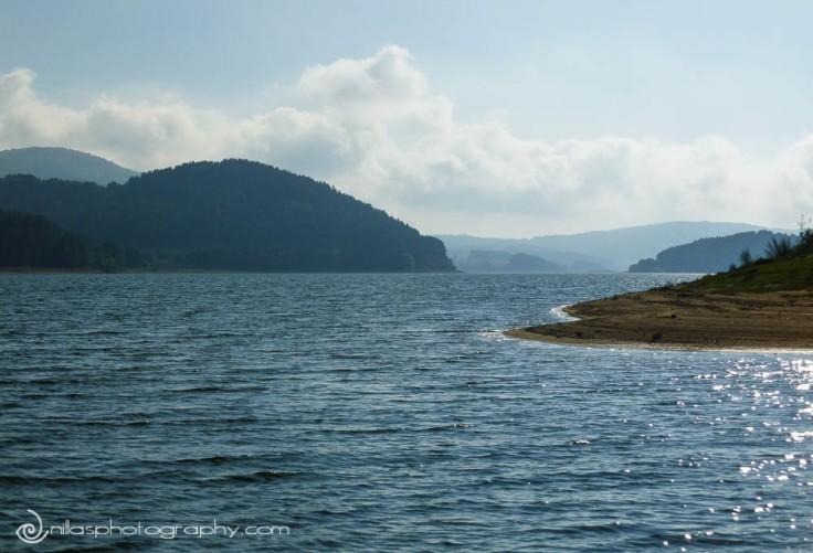 Lake Arvo, Lorica, Sila National Park, Calabria, Italy, Europe