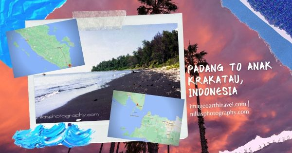 Padang to Anak Krakatau, Sumatra, Indonesia, SE Asia