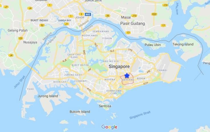 Geylang, Singapore City, SE Asia