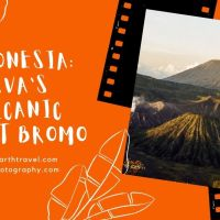 Indonesia: Java's Volcanic Mount Bromo