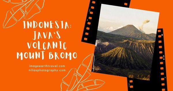 Mt Bromo, Bromo-Tengger-Semeru National Park, Java, Indonesia, SE Asia