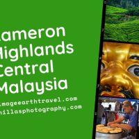 Cameron Highlands - Central Malaysia