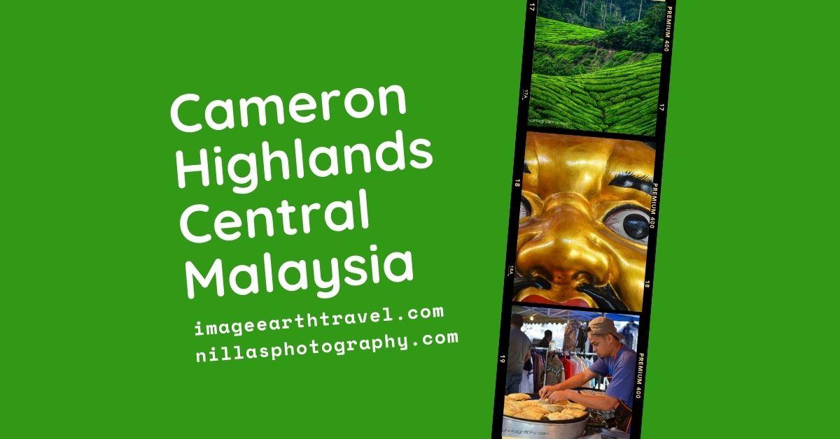 Brinchang, Cameron Highlands, Malaysia, SE Asia