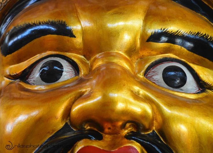 Sampoh Buddist Temple, Brinchang, Cameron Highlands, Malaysia, SE Asia