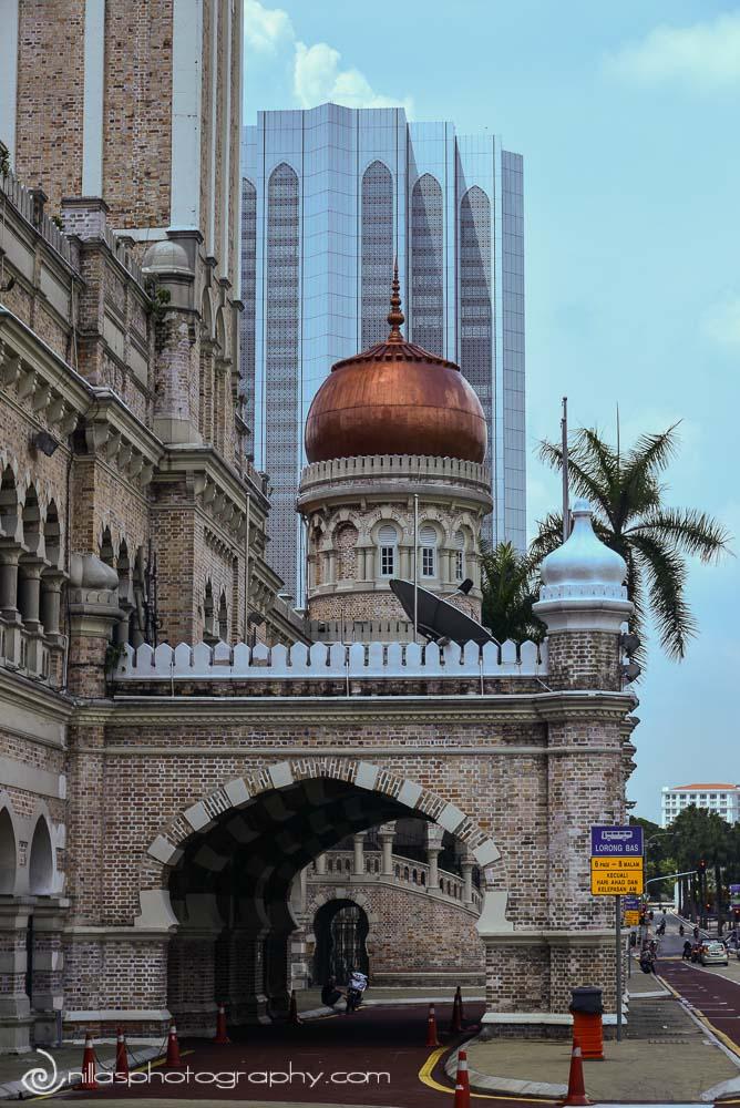 Sultan Abdul Samad Building, Merdeka Square, Kuala Lumpur, Malaysia, SE Asia