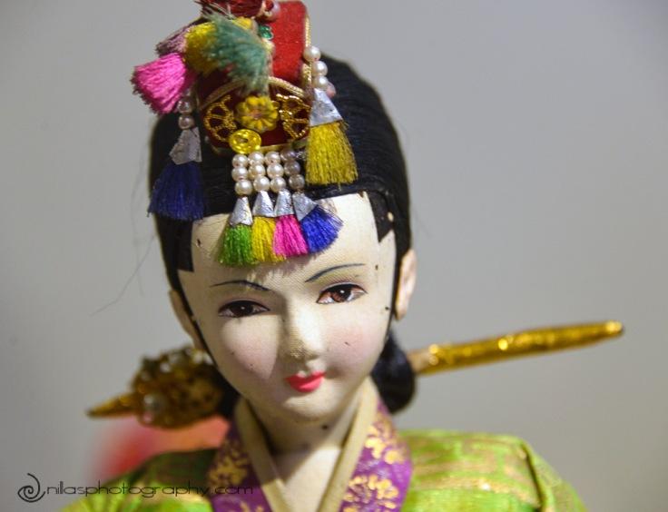 Doll Exhibition, National Textiles Museum, Merdeka Square, Kuala Lumpur, Malaysia, SE Asia