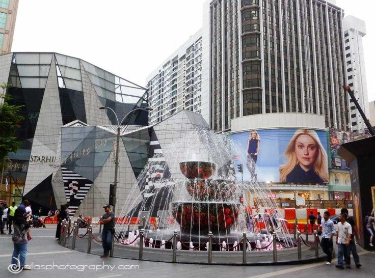 Pavilion Centre, Kuala Lumpur, Malaysia, SE Asia