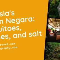 Malaysia's Taman Negara: Mosquitoes, Leeches, and Salt