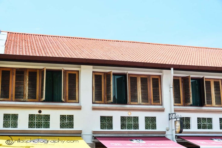 colonial architecture, Georgetown, Penang, Malaysia, SE Asia