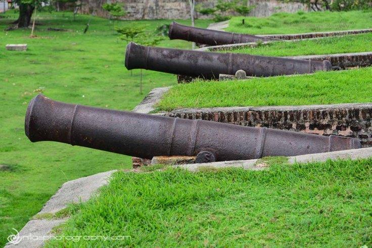 Fort Cornwallis, Georgetown, Penang, Malaysia, SE Asia