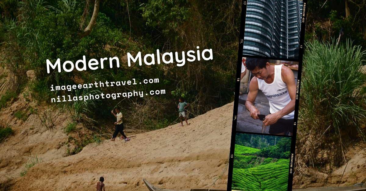 modern Malaysia, SE Asia