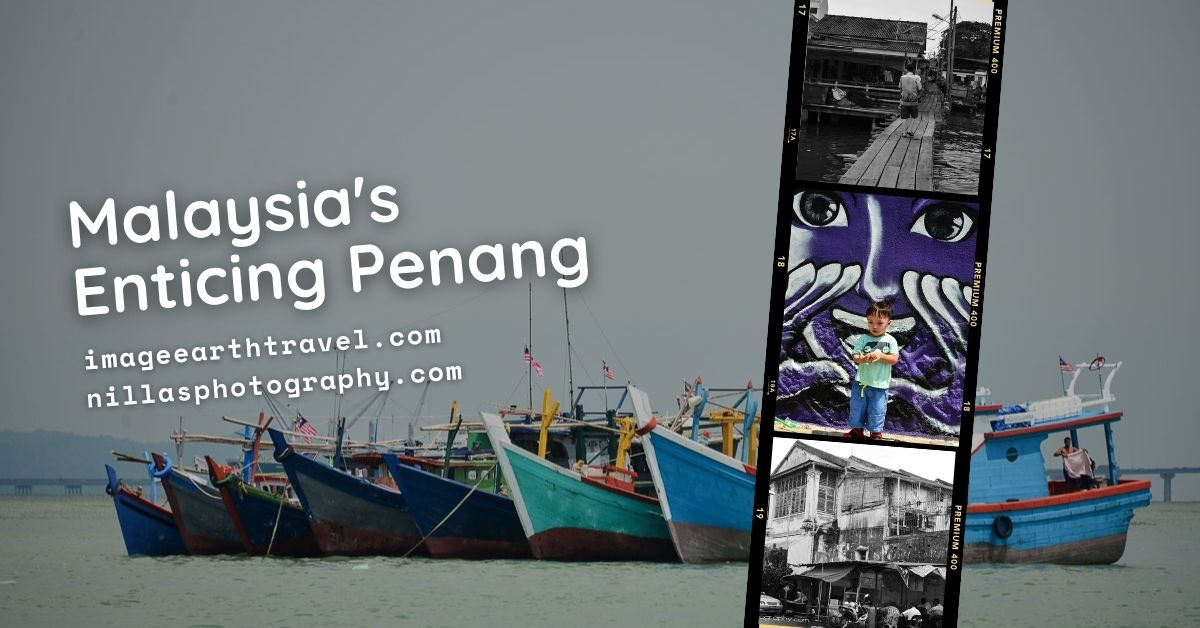 Georgetown, Penang, Malaysia, SE Asia