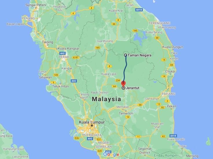 Taman Negara, Jerantut, Malaysia, SE Asia