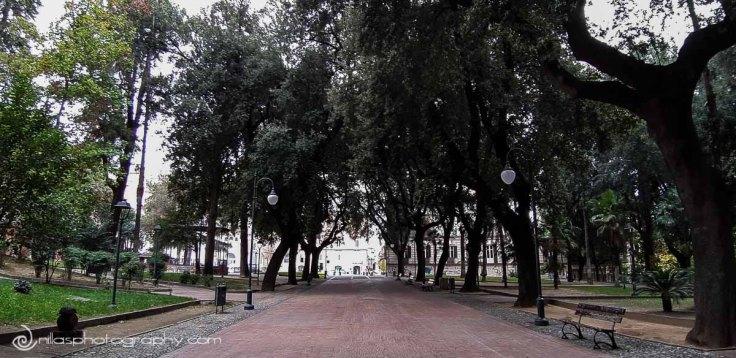 Villa Vecchia, Centro Storico, Cosenza, Calabria, Italy, Europe