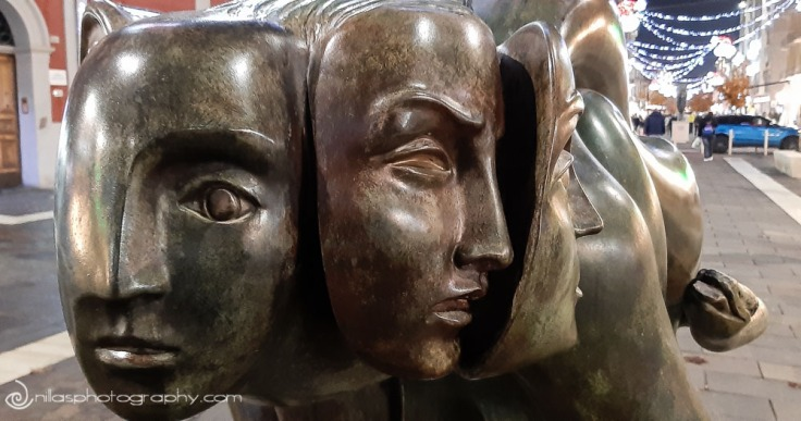 La Sfinge di Alba Gonzales, Cosenza, Calabria, Italy, Europe