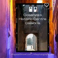 Cosenza's Historic Centre, Calabria