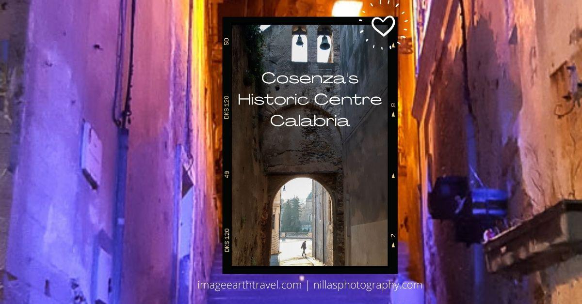 Centro Storico, Cosenza, Calabria, Italy, Europe