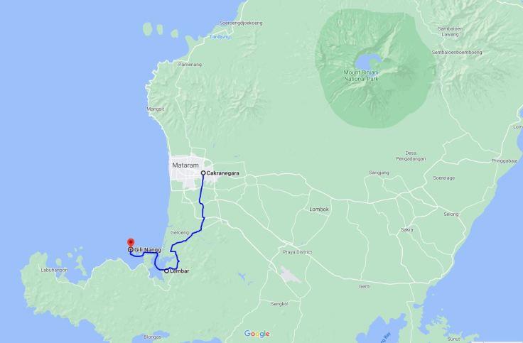 Cakranegara, Lembar, Gili Nangg, Lombok, Indonesia, SE Asia