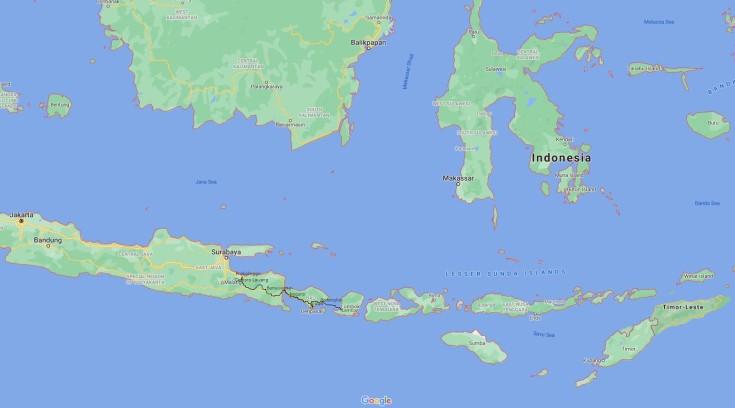 Journey to Lombok, Indonesia, SE Asia