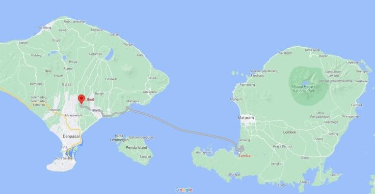 Padangbai, Bali, Lembar, Lombok, Indonesia, SE Asia