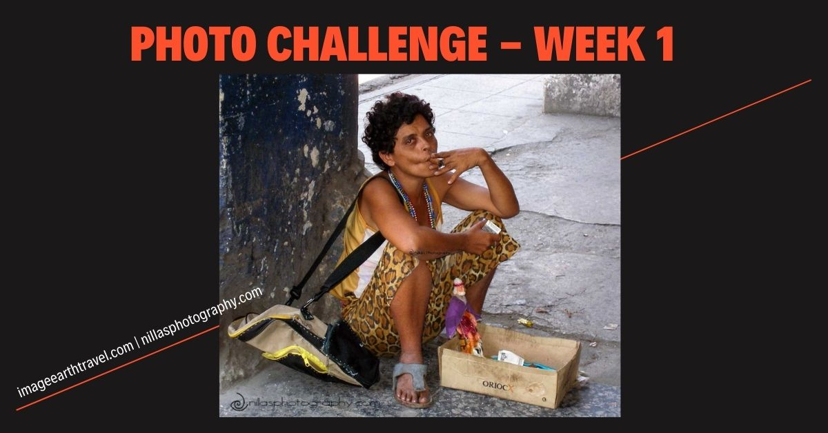 Havana, Cuba, Caribbean, photo challenge