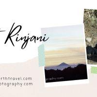 Trekking Mount Rinjani, Lombok