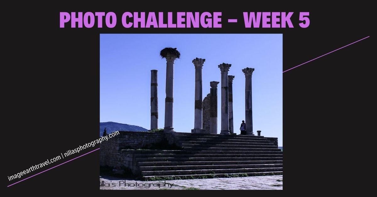 Volubulis, Morocco, Africa, Photo Challenge 5
