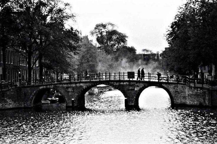 bridge, Amsterdam, Netherlands, Europe, Photo Challenge 4