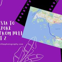 Indonesia to Singapore: Boat Trip from Hell, Part 2